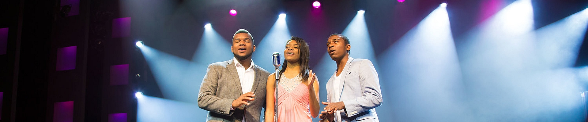 AYO Starring the Voices of Glory is one of many award-winning gospel shows in Branson.