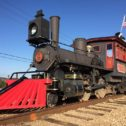 An Actual Steam Locomotive!
