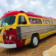 The Memory Barn Bus