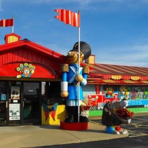 Branson's Toy Museum!