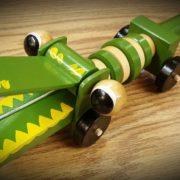 Antique Wood Toys!