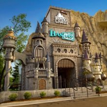 Branson's Castle of Chaos!