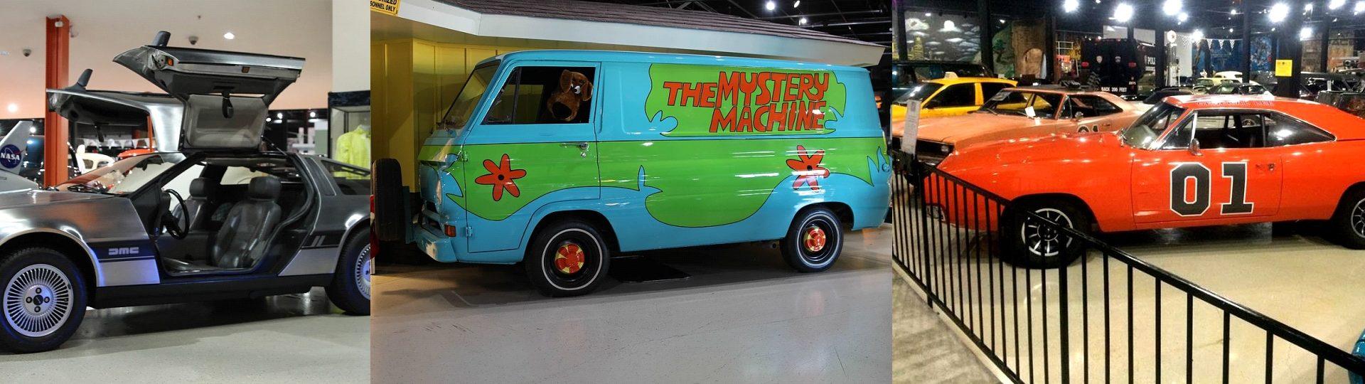 Celebrity Car Museum (Branson) - Call: 1 (800) 504-0115 - Branson ...