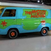 Scooby Doo's The Mystery Machine!