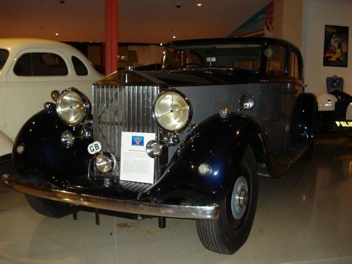 Celebrity Car Museum | Branson Attractions | Branson ...