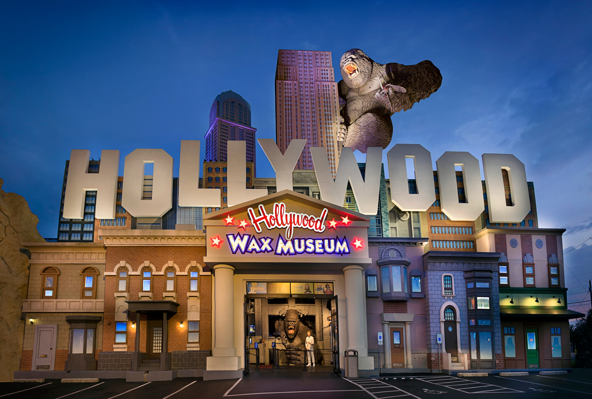 Hollywood Wax Museum - 2019 Discount Tickets - Branson Travel Office