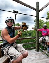 Indian Point Ziplines