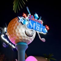 Shoot for the Stars Mini Golf!