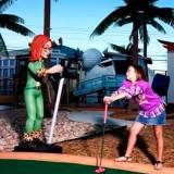 Shoot for the Stars Mini-Golf