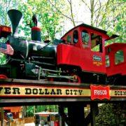 The Frisco Steam Train!