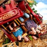 Outlaw Run Roller Coaster!