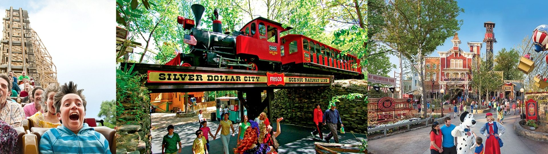 Silver Dollar City Christmas 2021 Packages