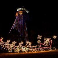 The Trail of Lights Inspiration Tower
