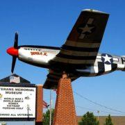 Veterans Memorial Museum in Branson, Missouri