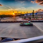 The fastest go karts in Branson!