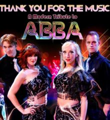 ABBA Tribute: Thank You for the Music