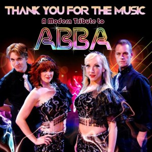 Thank You For the Music: A Tribute to ABBA!