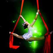 Beautiful Acrobatics!