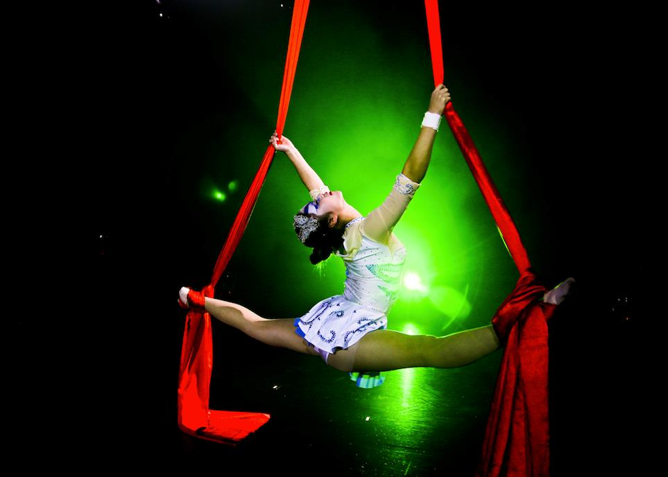 Amazing Acrobats Show & Hotel Packages