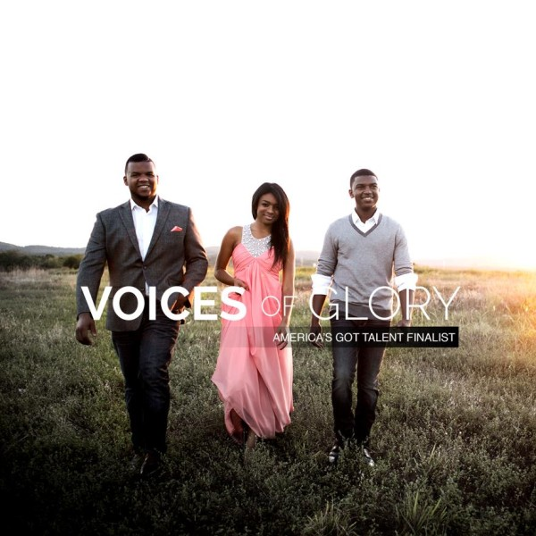 Voices of Glory Starring Ayo