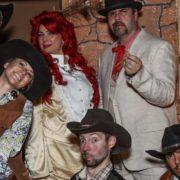 Murder Mystery Dinner Show & Theatre!