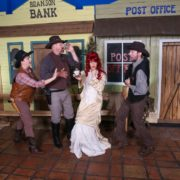 A Mystery at the Saloon!