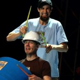 Comedy Percussion Show!
