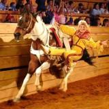 Trick Riding!