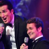 George & Garrett Dyer Performing