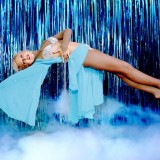 Levitating Woman!