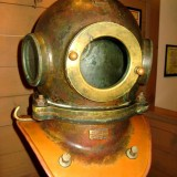 Turn of the Century Diving Gear