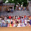 Dozens of Cast Members!