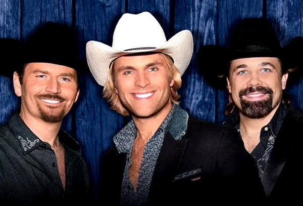 Texas Tenors Show & Hotel Packages