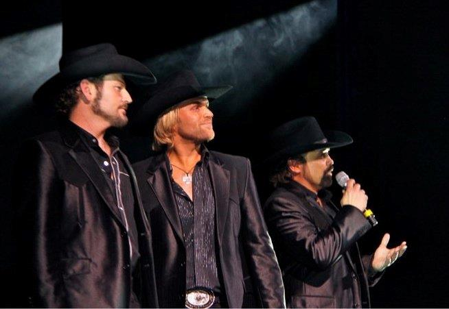 Texas Tenors Show Package