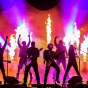 Incredible Pyrotechnics!
