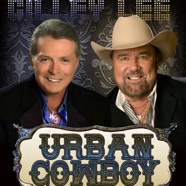 """Mickey & Johnny in """"Urban Cowboy"""""""