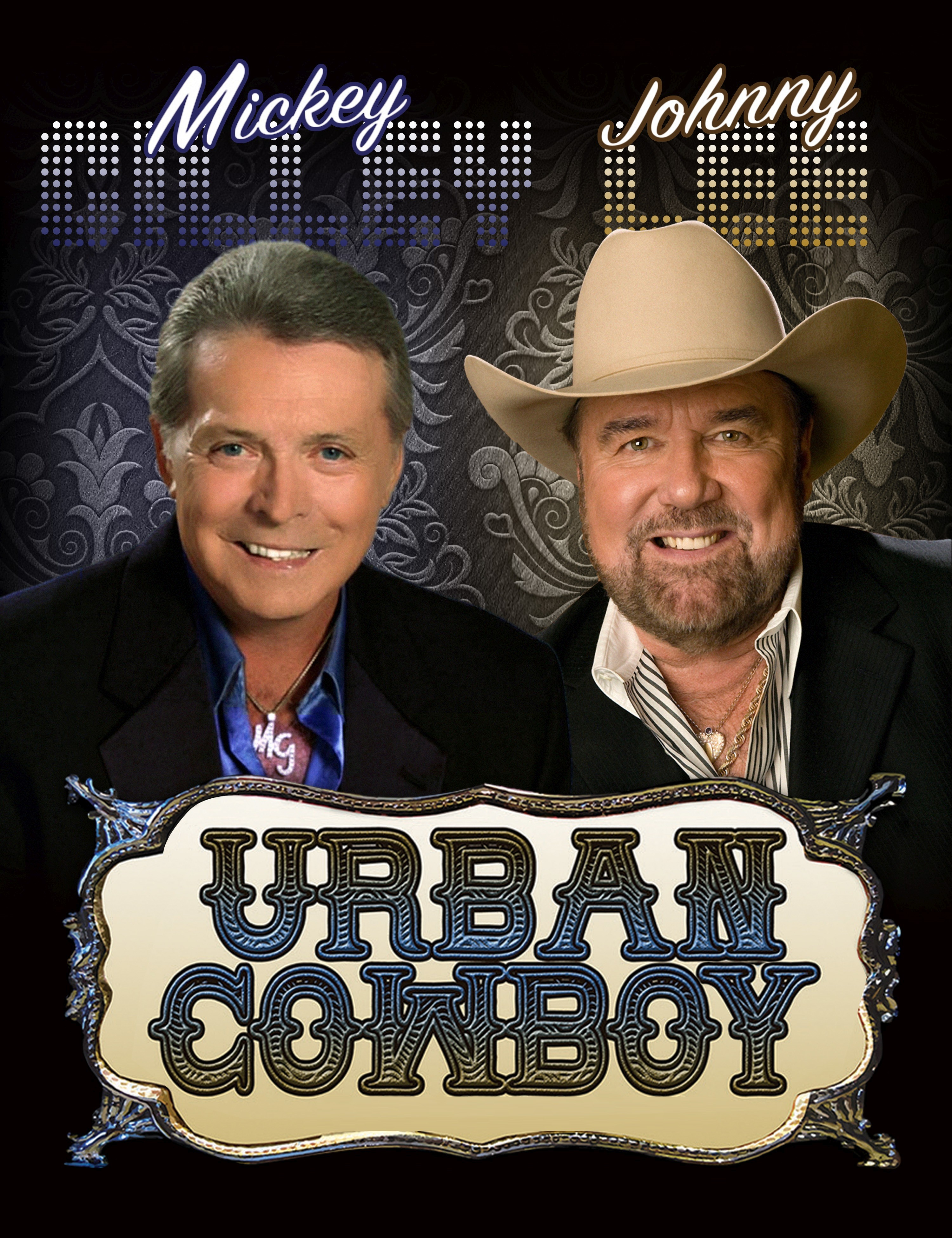 Image result for Mickey gilley and johnny lee