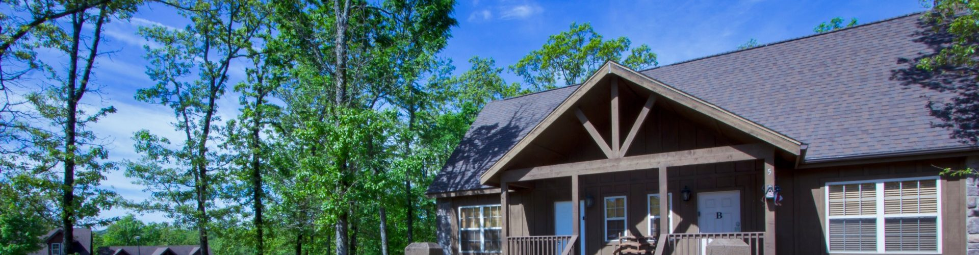 1 Bedroom Cabins in Branson, Missouri