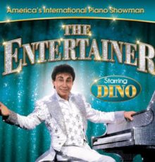 """Dino in """"The Entertainer"""""""