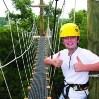 Zipline Fun for All Ages!