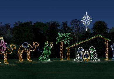 Gift of Lights (Christmas Drive-Through Display)