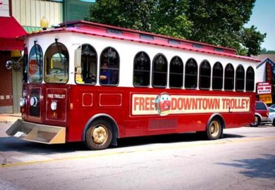 Discovery Trolley