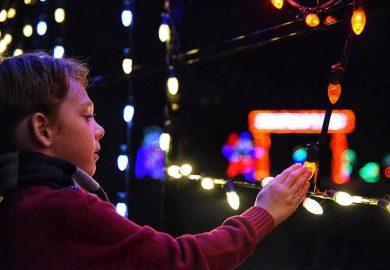 Joy of Lights (Christmas Drive-Through Display)