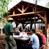 Prospector Pavilion