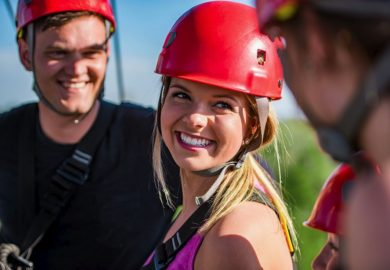 Branson Zipline at Wolfe Mountain