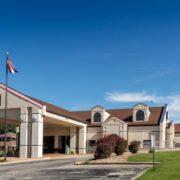 Angel Inn by the Strip Hotel in Branson, Missouri