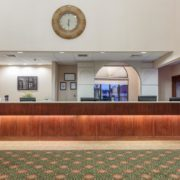 The Hotel Front Desk