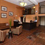 Hotel Lobby & Front Desk