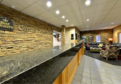 Best Western Center Pointe Inn