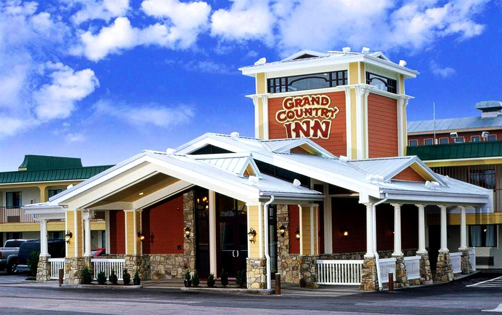 Grand Country Inn Branson Package
